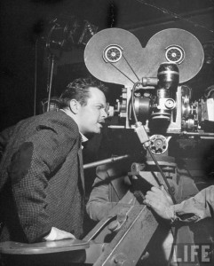 orson welles  - motherlode podcast - using more video and audio