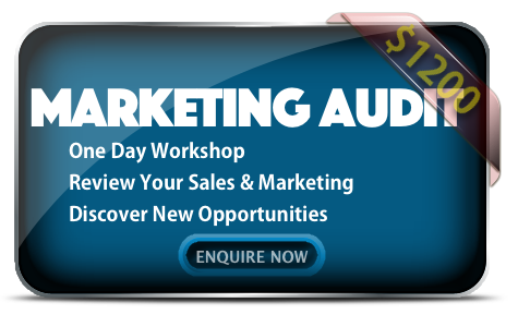 Marketing Audit / Review