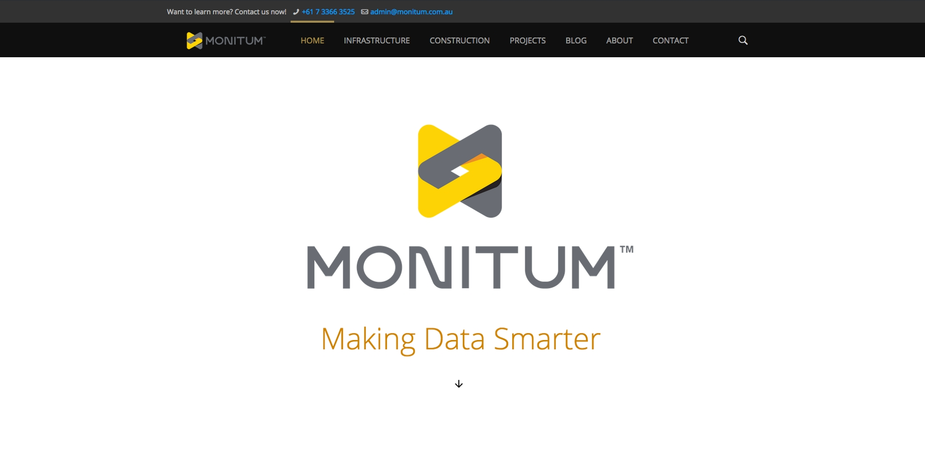 Monitum logo and brand development