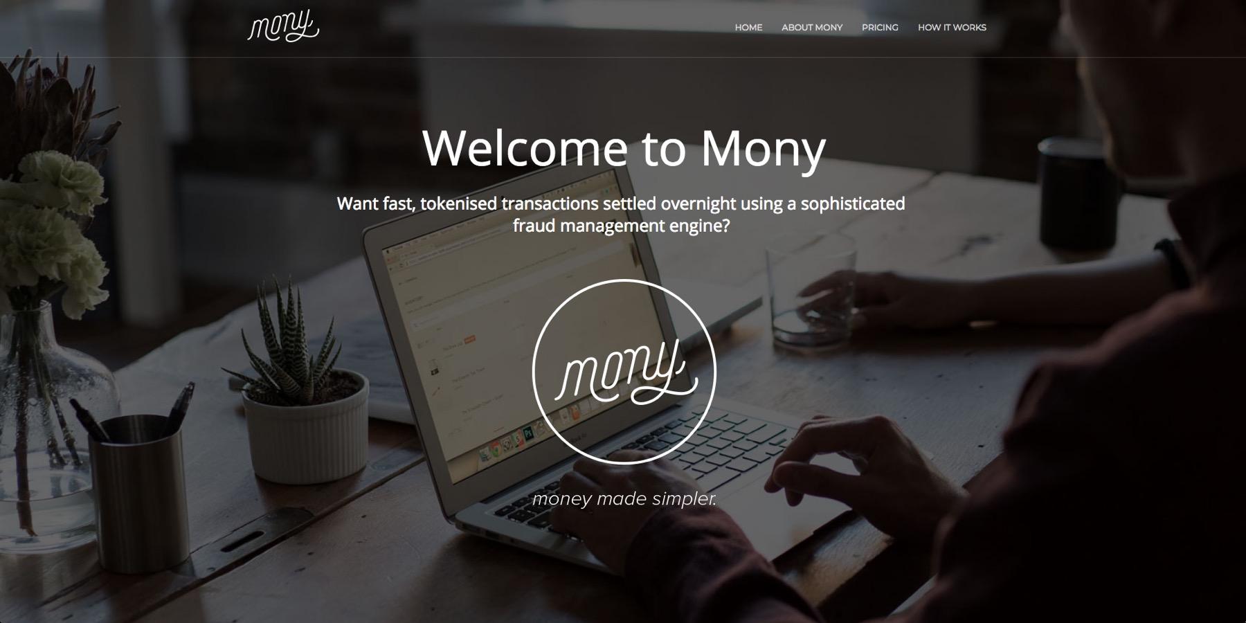 mony website